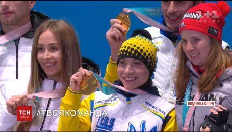 Украинская сборная демонстрирует фантастические результаты на Паралимпиаде