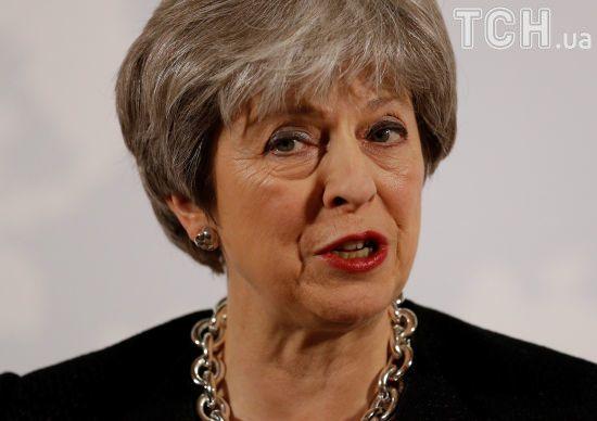 Мей заперечила, що Велика Британія нанесла удар по Сирії лише через прохання Трампа