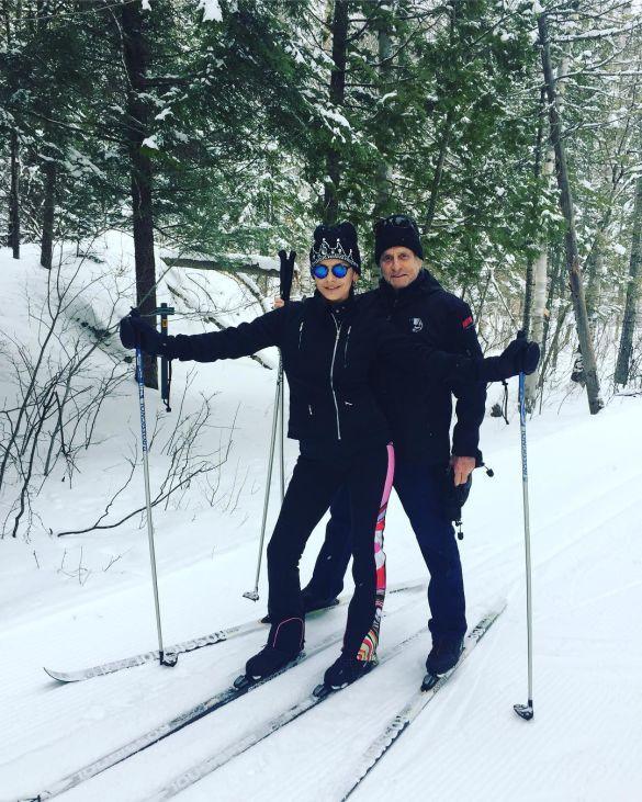 Кэтрин Зета-Джонс и Майкл Дуглас