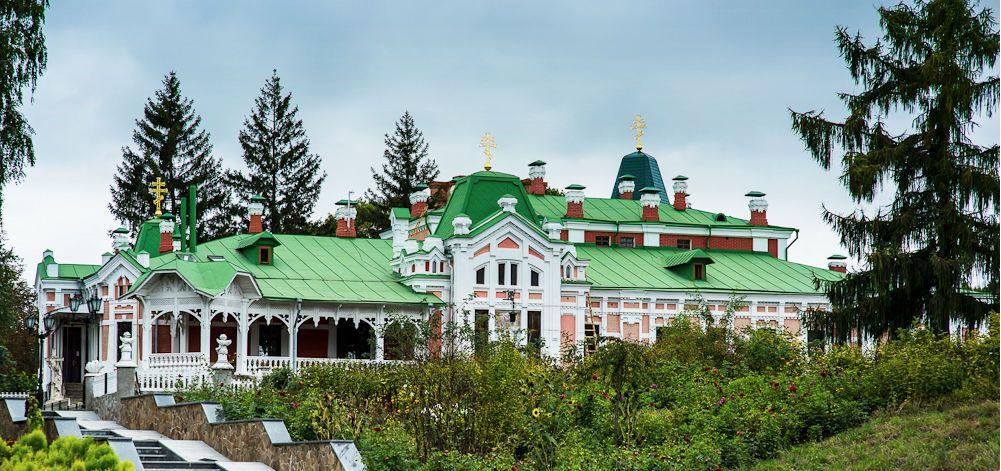 Село Томашівка, Фастівський район, Ризоположений скит