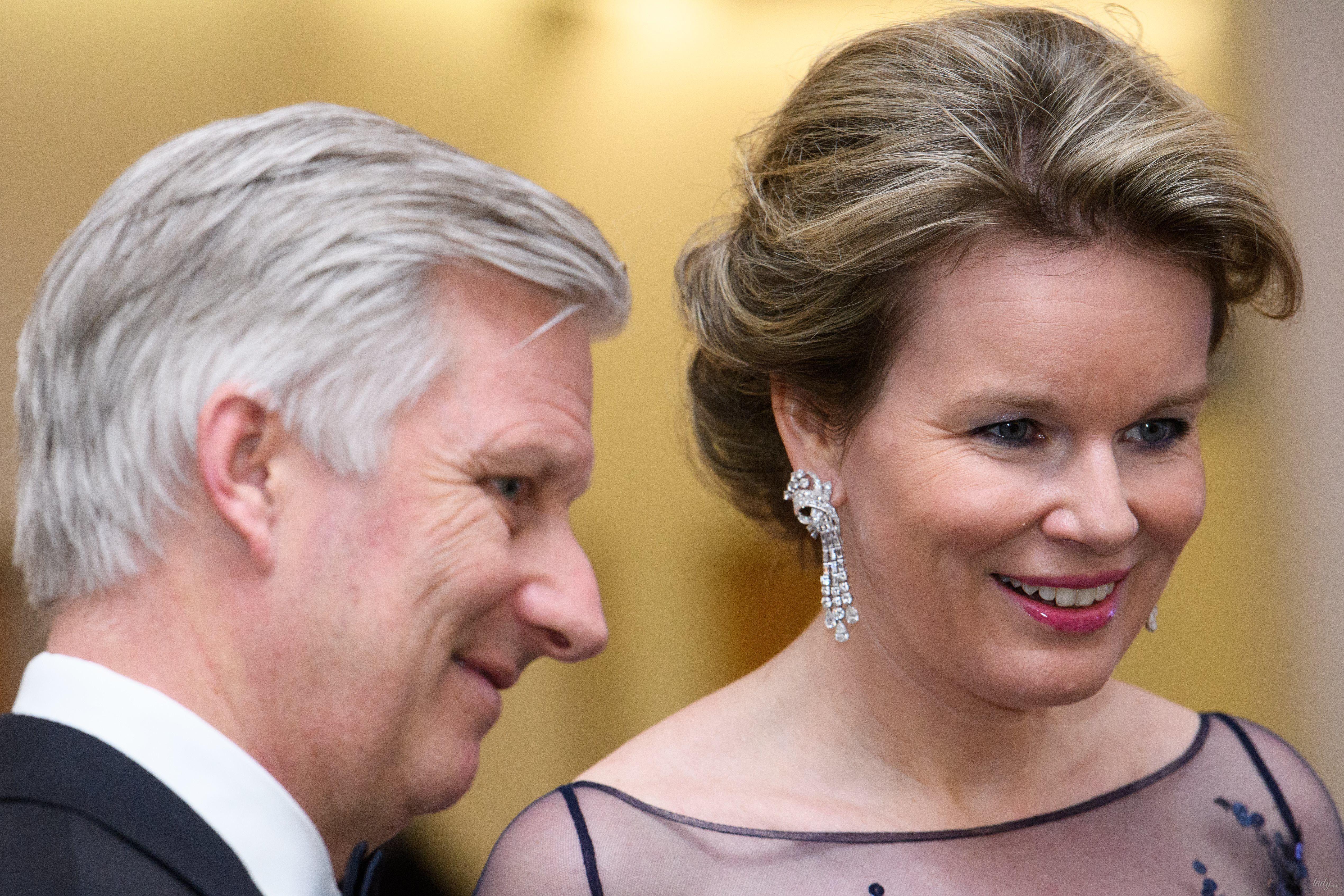 Королева Матильда и король Филипп_1