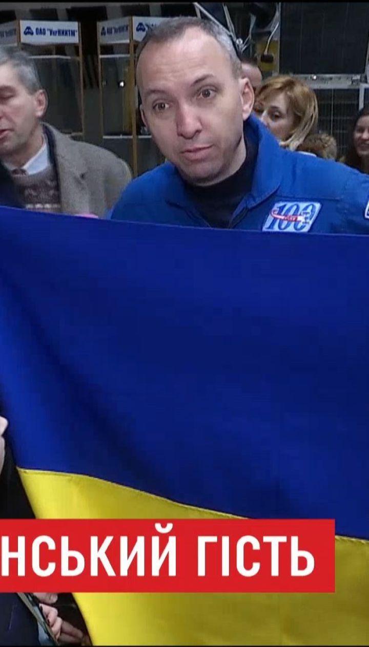 Полететь в космос может каждый: астронавт NASA пообщался с украинской молодежью