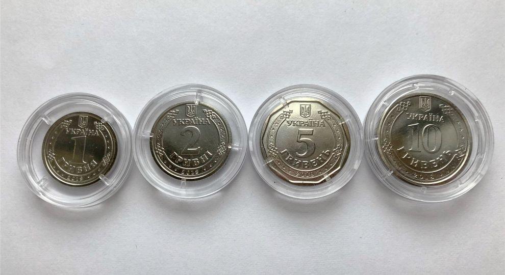НБУ вводить замість паперових купюр монети: який вигляд матимуть нові гроші