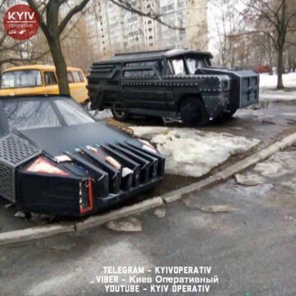 Возможно в Киеве готовятся к зомби-апокалипсису