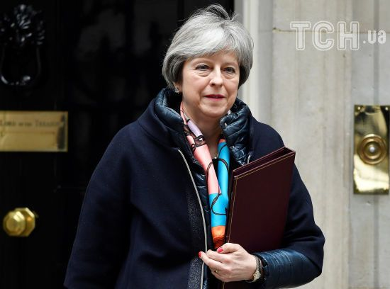 Британія висилає 23 російських дипломатів й скасовує візит Лаврова