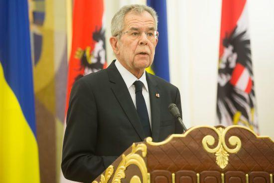 Австрія не визнає вибори РФ в анексованому Криму - президент республіки