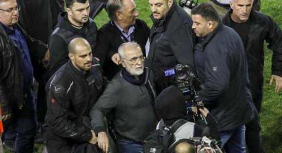 Ассоциация европейских клубов исключила ПАОК из-за скандального инцидента с участием российского владельца клуба