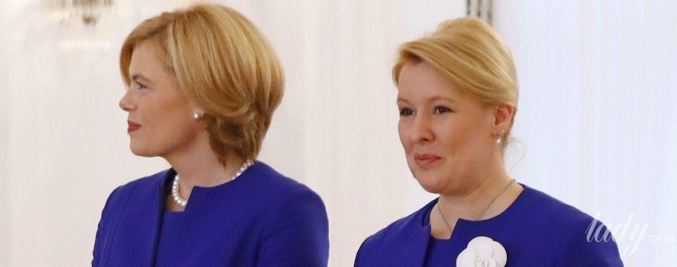 Конфуз на церемонии: два министра нового правительства Германии пришли во дворец в одинаковых нарядах