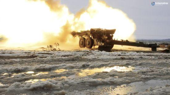 """В Україні успішно випробували артилерійські боєприпаси для системи """"Гіацинт"""" власного виробництва"""