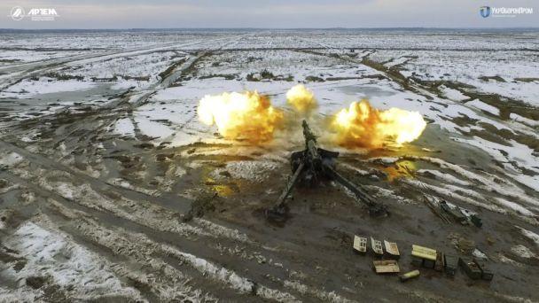 """В Украине успешно испытали артиллерийские боеприпасы для системы """"Гиацинт"""" собственного производства"""
