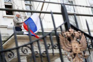 Стало відомо, коли вислані російські дипломати залишать Велику Британію