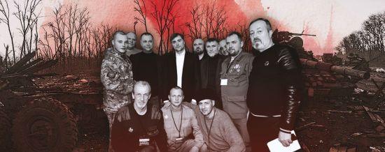 """В Росії створили воєнізований """"Союз"""", члени якого готові йти війною у будь-яку точку світу"""