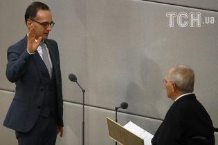 Новый глава МИД Германии пообещал приложить усилия для прекращения конфликта в Украине