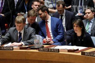 США продовжать тиск на Сирію у разі повторного застосування хімічної зброї - Гейлі