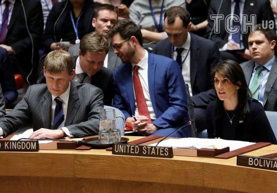 США на засіданні Радбезу ООН назвали Росію відповідальною за отруєння розвідника Скрипаля