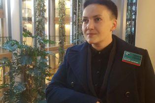 Нардеп Савченко вернулась в Украину