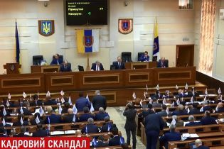 Одесский облсовет со скандалом и разговорами о фекалиях провалил назначение Ройтбурда директором музея