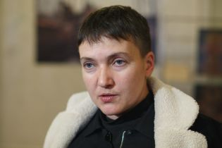 Савченко виключили з оборонного комітету Ради