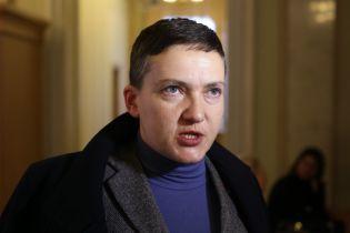 Луценко внес в Раду представление на арест Савченко