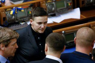 Воспользовалась Москва. Савченко показывает, что будто пришла с явкой с повинной