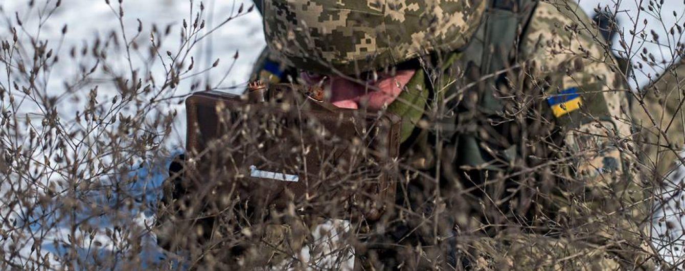 За прошедшие сутки в зоне АТО ни один украинский военнослужащий не пострадал