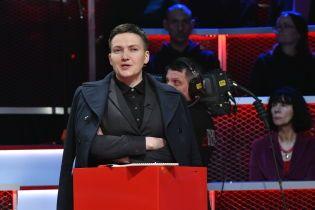 Савченко написала жалобу на Луценко и попросила Порошенко уволить генпрокурора