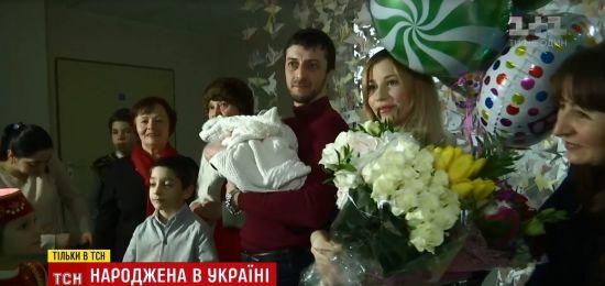 У Мустафи Джемілєва в Києві народилася онука