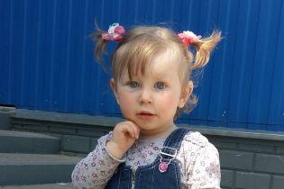 Лейкоз поставил под угрозу жизнь 2-летней Насти