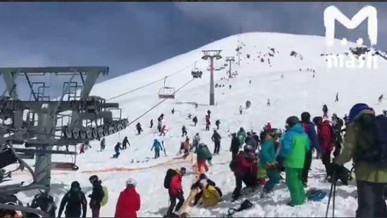 Серед постраждалих на гірськолижному курорті у Грузії є українець