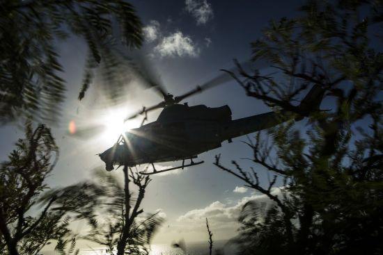 В Іраку розбився військовий гелікоптер США