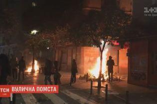 Вогонь та розбиті вітрини: масові погроми влаштували вуличні торговці у Мадриді