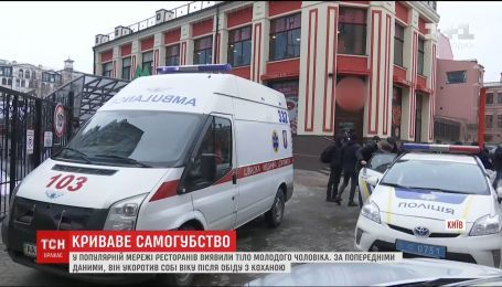 Свідки загибелі чоловіка у центрі Києва розповіли про побачене