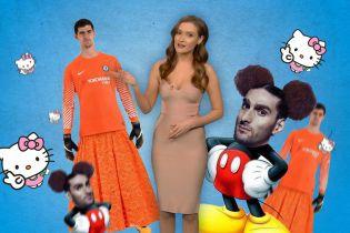 """Футболіст """"Манчестер Юнайтед"""" став Міккі Маусом, а Мілевський знову затрешив в Instagram"""