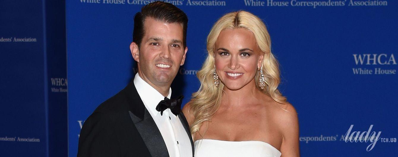 Старший сын Трампа разводится с женой
