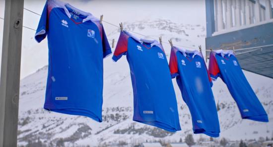 Збірна Ісландії не зможе взяти власні продукти на ЧС через російські санкції