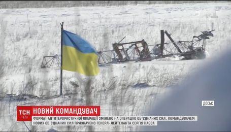 Порошенко во время визита на Донбасс объявил об изменениях в АТО