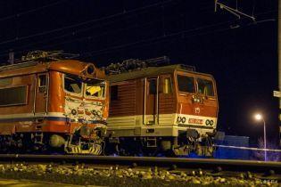 В Словакии столкнулись два поезда: десятки раненых