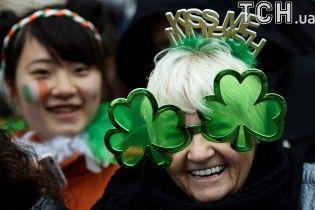 Танці, пиво та ніякої роботи: 17 березня у світі відзначають день Святого Патрика