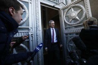 Росія виганяє із країни британських дипломатів
