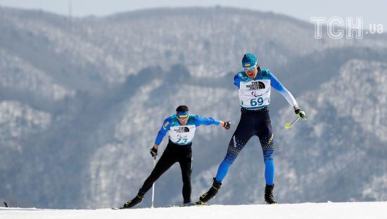 Україна на Паралімпійських іграх 2018: розклад змагань у День 9