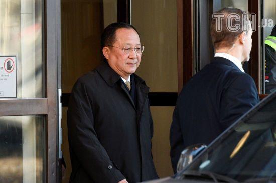 У Швеції завершилися переговори з КНДР, на яких могла обговорюватися зустріч Трампа з Кім Чен Ином
