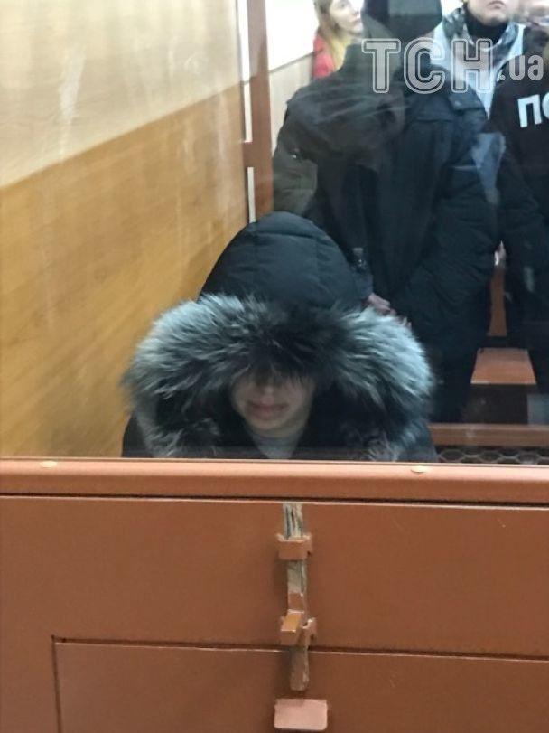Предполагаемая заказчица убийства в Фастове расплакалась после решения суда об аресте