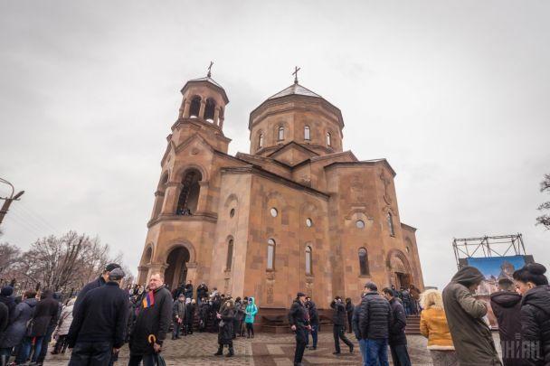 У Дніпрі відкрили найбільший у Східній Європі вірменський храм