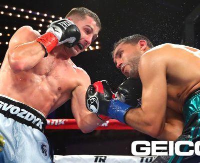 Гвоздик завоював титул WBC