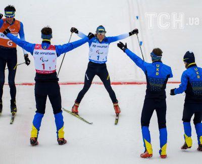 Українці виграли 22 медалі на Паралімпійських іграх у Пхенчхані