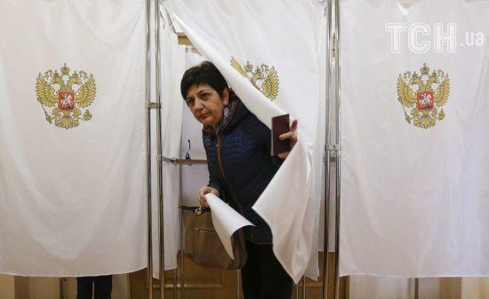 В Україні дозволяють проголосувати за президента РФ лише за дипломатичним паспортом