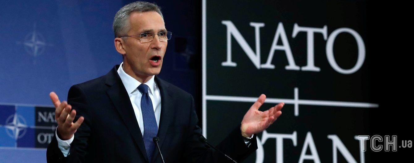 Порог снижается. Генсек НАТО предупредил, что Россия все ближе к применению ядерного оружия