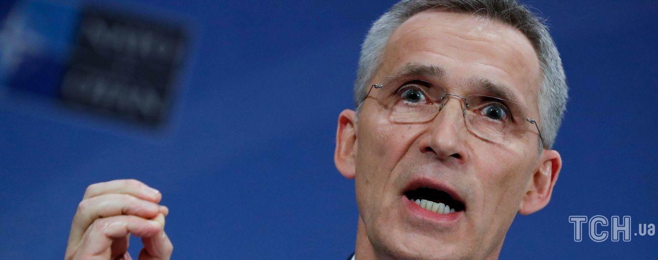 Всі країни-члени НАТО на екстреному засіданні підтримали удари по Сирії
