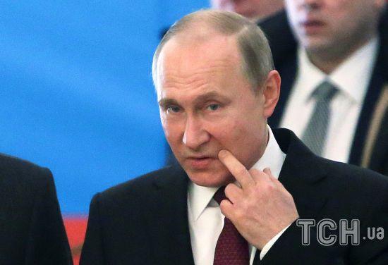 Опубліковано екзит-поли результатів голосування за президента Росії
