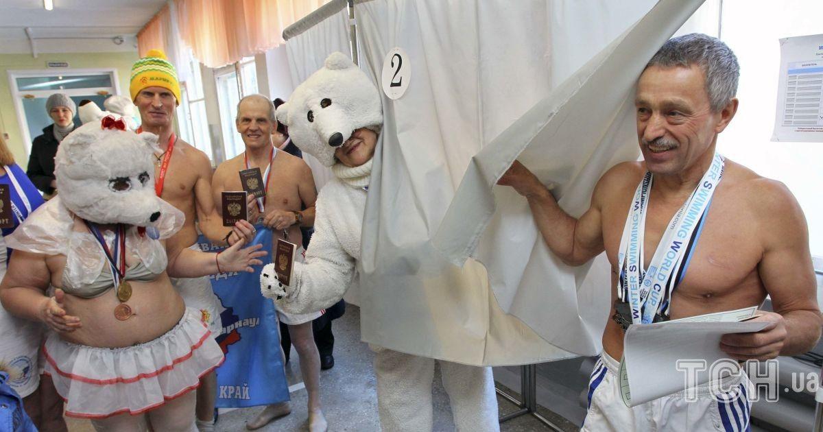 Російські виборці @ Reuters
